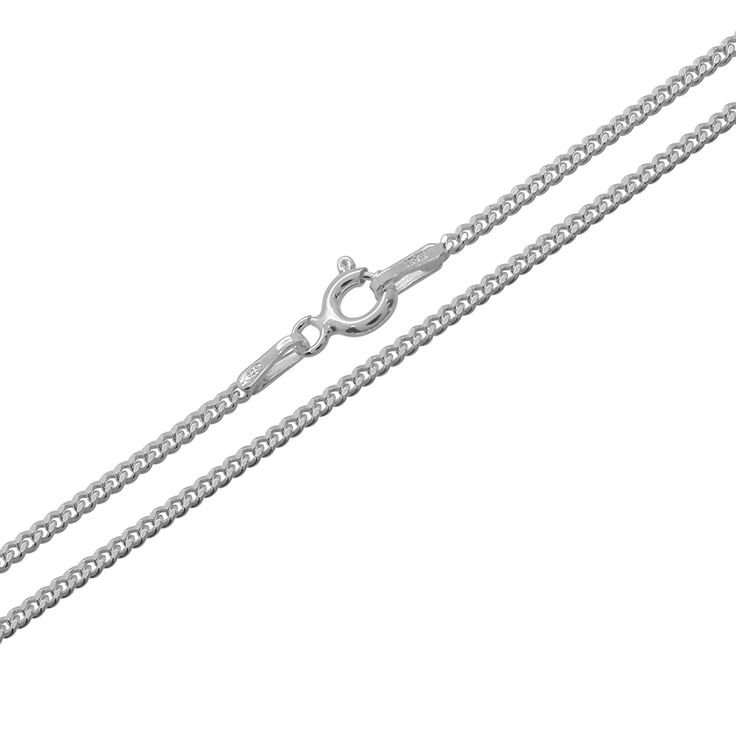TreasureBay Solid 925 Sterling Silver Snake Chain Necklace Available in 16