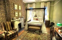 Savannah Bed and Breakfast Inn in Savannah, Georgia   B&B Rental