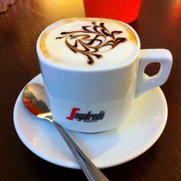 #kawa #cafe #cappuccino #relax