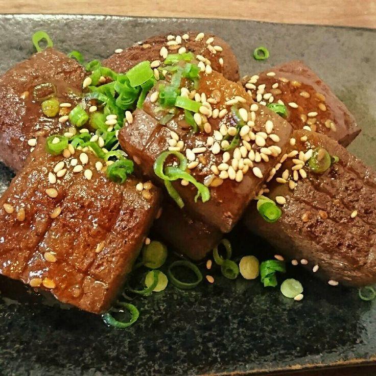 こんにゃくステーキでしっかり満腹♩コスパよすぎる激うまレシピ17選