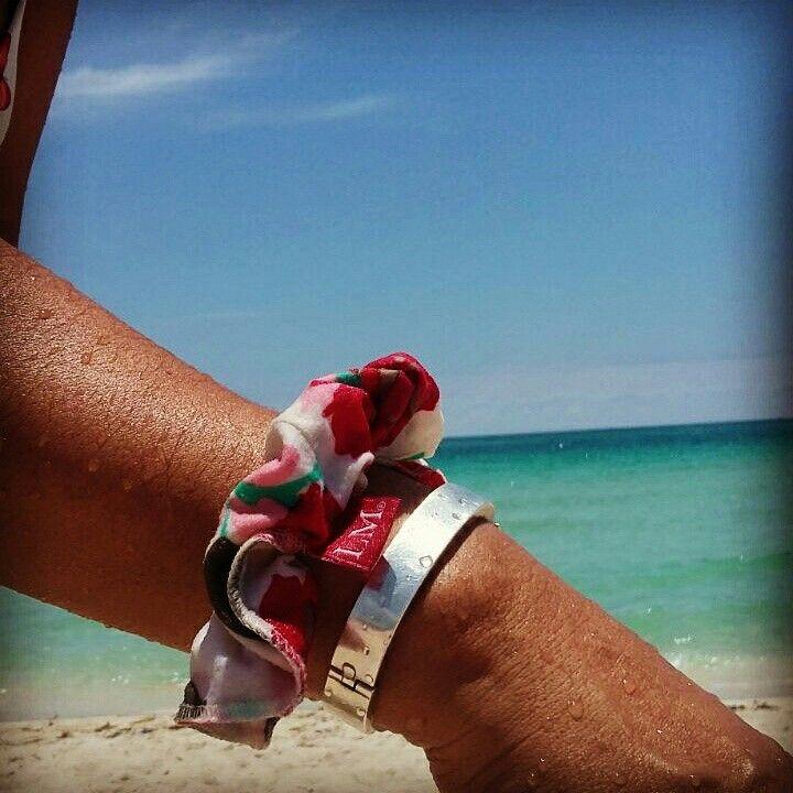 Y ahora nos llega esta foto desde Miami. Un imperdible de LM!!... Colets La Murta.  Muchas gracias a nuestra clienta @CarolinaHenriquezHolley