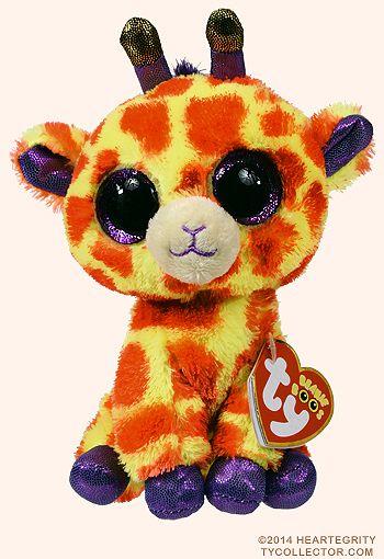 Darci - giraffe - Ty Beanie Boo