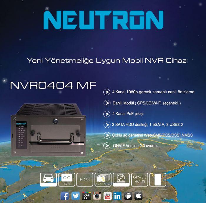 Mobil NVR Kayıt Cihazı
