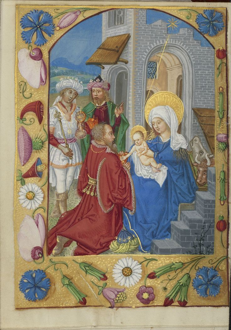 Book of Hours...German