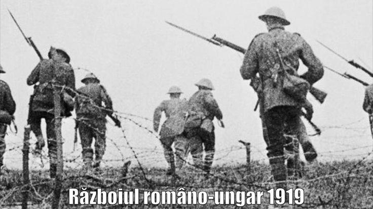 RAZBOIUL ROMANO - UNGAR 1919 (TOTUL DESPRE TOT)
