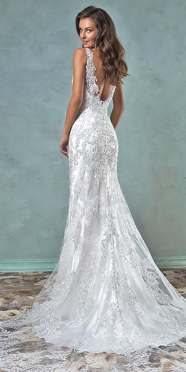 17 Best Ideas About Jeweled Wedding Dresses On Pinterest