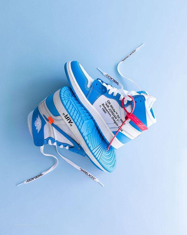 Epingle Sur Nike X Off White