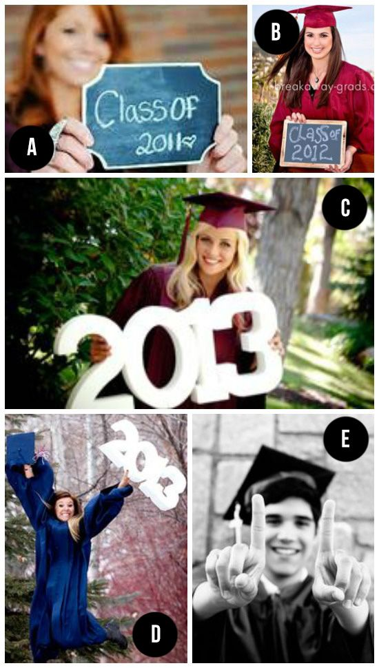 Graduation Photo Session Ideas