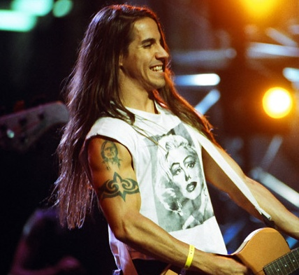 Anthony Kiedis, always have been, always will be, the love of my life <3