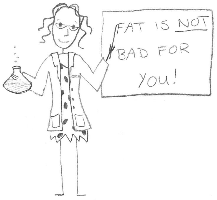If you take one piece of information away from my blog, I want it to be this:  fat is NOT bad for you.  This whole low-fat diet craze that began in the late 1970's was based on flawed research.  That original research implicated saturated fat as the cause of cardiovascular disease.  It is now becoming recognized that the true culprit in the rise of cardiovascular disease in Western culture is carbohydrates...