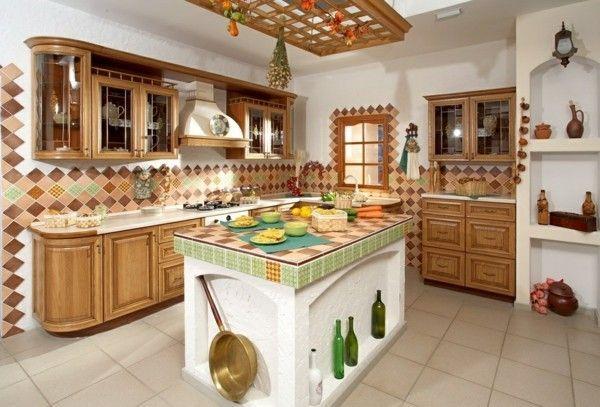 Cocinas con isla multifuncionales para todos los estilos - cocinas con isla