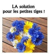 bouquet fleurs enfant