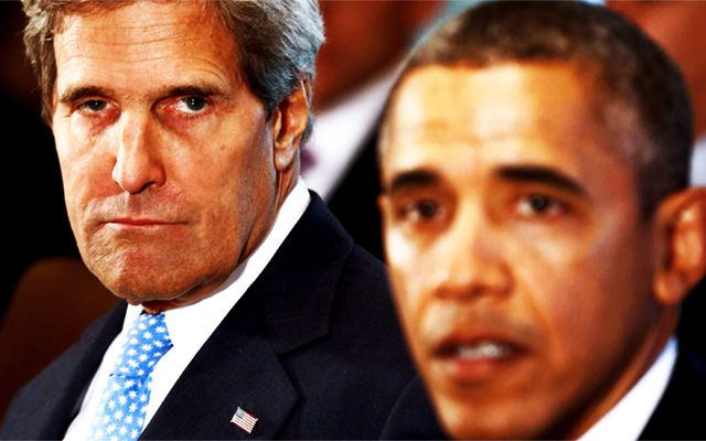 "A DEAL WITH THE DEVIL: Just how bad is Barack Obama's Nuclear Treaty with Iran? It is so bad that the Obama administration is willing to spend billions and billions of dollars for ""military equipment packages"" for Israel and the Saudi kingdom if they will ""just go along"" with the proposed Iranian treaty. And if that wasn't the worst of it, John Kerry freely admits that the Obama deal will give Iran unprecedented power to conduct terror attacks around the globe. They admit that. Achtung, and…"