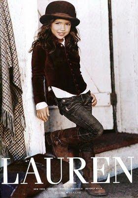 Always Dolled Up: Stunning, Memorable Ralph Lauren Ads www.alwaysdolledup.com