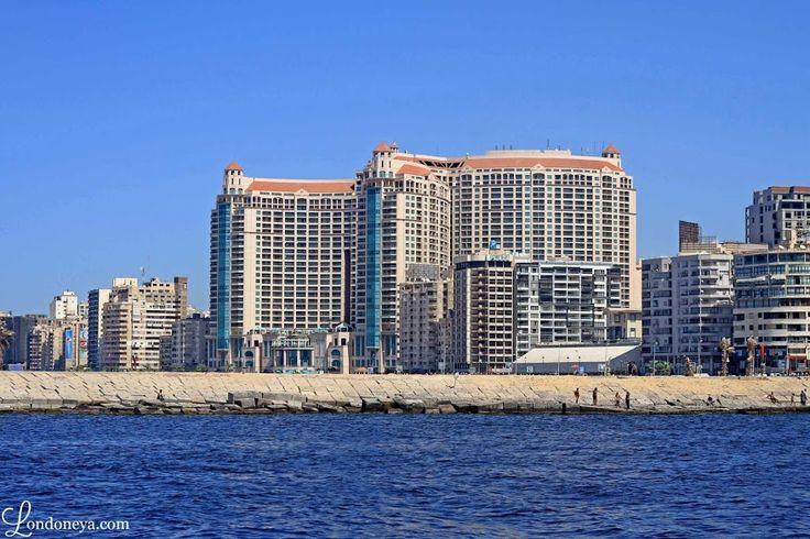 San Stefano Grand Plaza, Four Seasons Hotel, Alexandria, Egypt