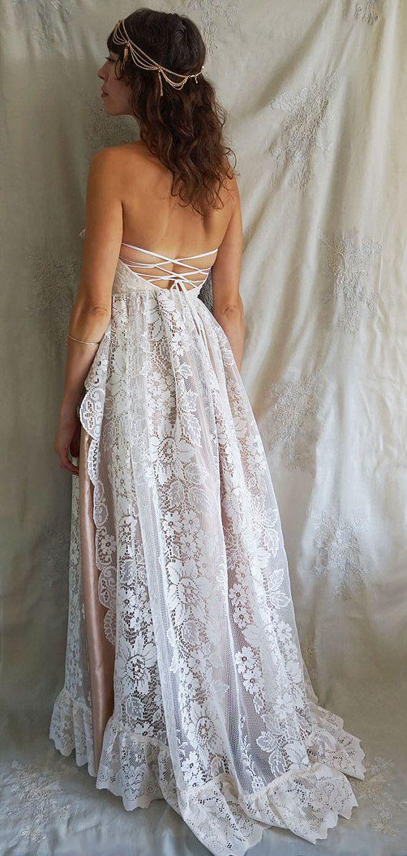 25 Best Ideas About Fringe Wedding Dress On Pinterest
