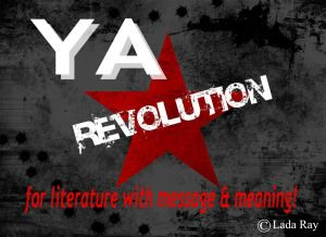 The Young Adult Revolution Is Here! Self-Publishing Just Found Its Conscience.