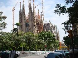 Barcelona - sagrada famillia architecte gaudi (36455720)