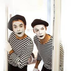 Electric Mime - Mime Artists