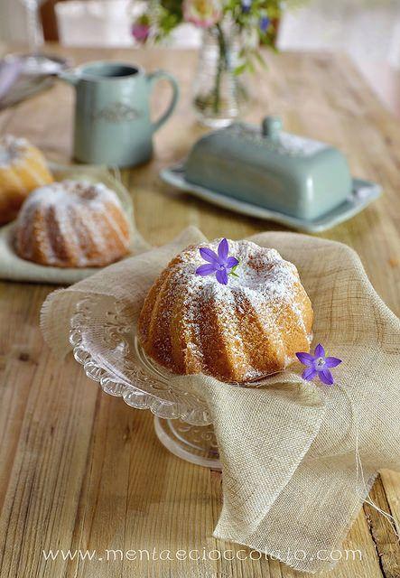 Mini fluffose by MentaeCioccolato,#chiffoncake #fluffosa #cake