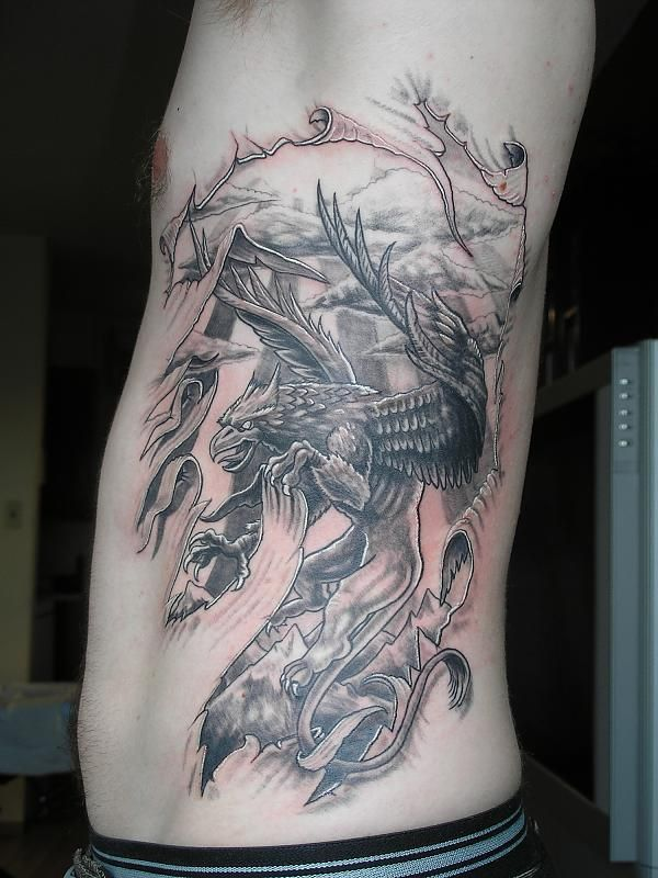 griffin tattoos - Google Search