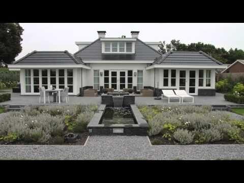 Exclusieve tuin bij villa