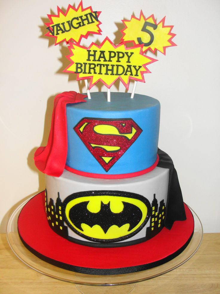 Superhero Birthday ♥♥ except...i want it for my 21st...