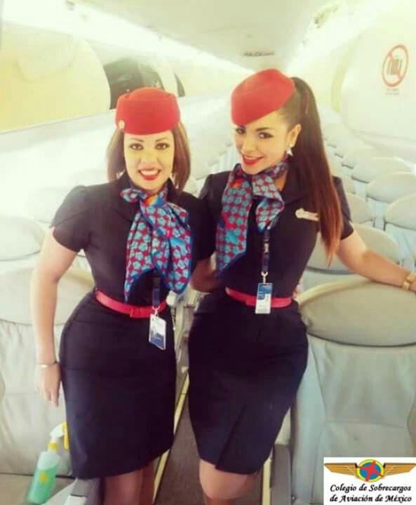 Aeromexico, México también levanta la mano en belleza y elegancia