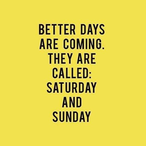 Happy Friday xo