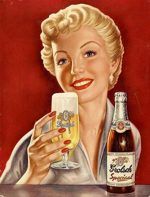Beer Posters from yesteryear — Lost At E Minor: For creative people