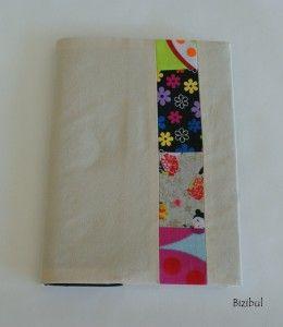 Protège carnet de santé patchwork #Couture - Bizibul