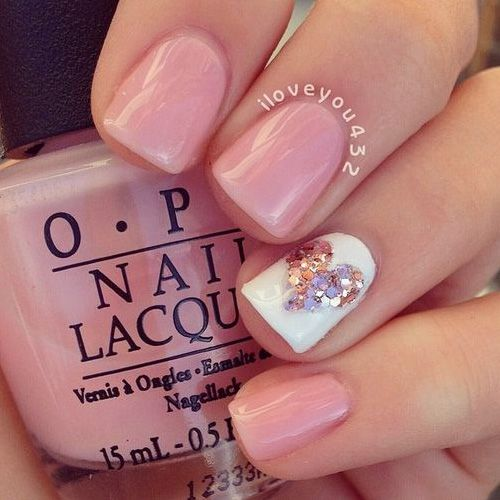 30 Best Pink Nails! View them all right here ->   http://www.nailmypolish.com/pink-nails/   @nailmypolish