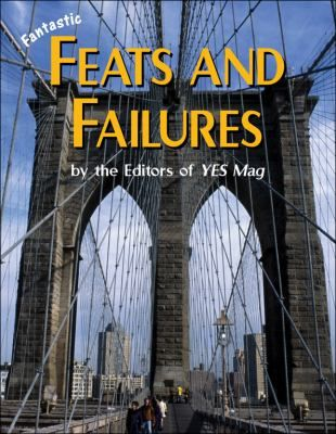 From genius designs to deadly design-flaws, the story of engineering is full of oddities and surprises. Fantastic Feats and Failures includes bridge and dome-building projects, and other activities to test your engineering know-how.