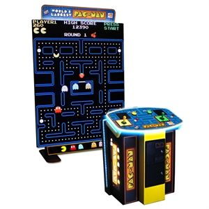 Worlds largest pacman game