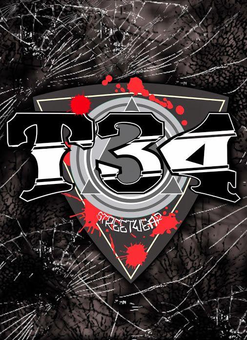 Big Logo T34 Streetwea...#T34