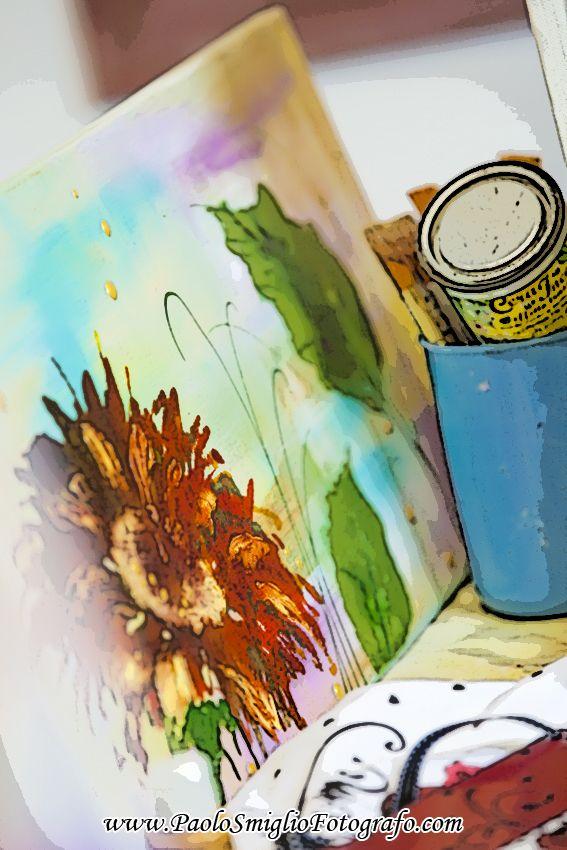 colori, pittura, vernice, quadro, arte