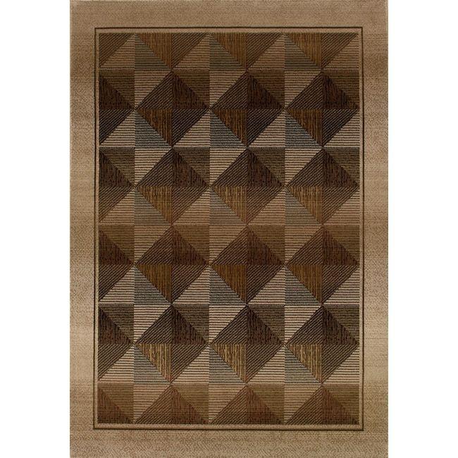 Oriental Weavers Generations Beige Green Contemporary Rug