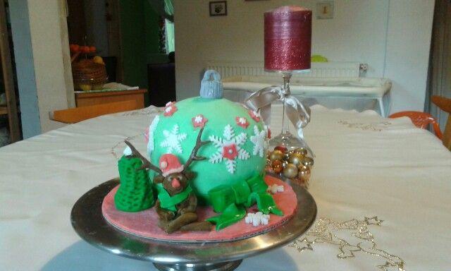 Karácsonyi gömb