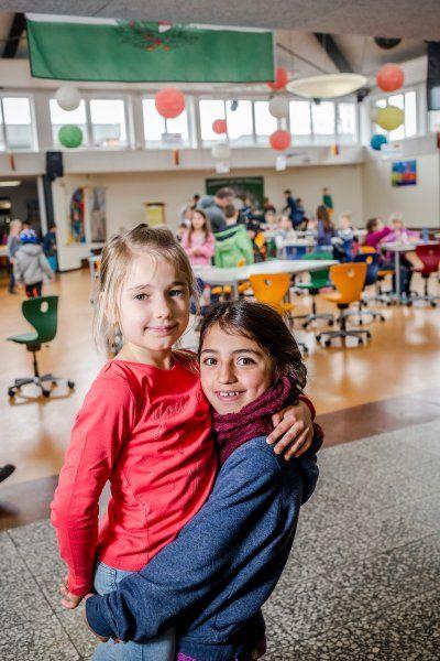 Eine Grundschule in Niedersachsen hat den Deutschen Schulpreis gewonnen - er ist mit 100.000 Euro dotiert. Was läuft hier besser als woanders? - Schüttorf, Grundschule auf dem Süsteresch
