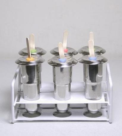 Stainless Steel Popsicle Mold: Gardenista