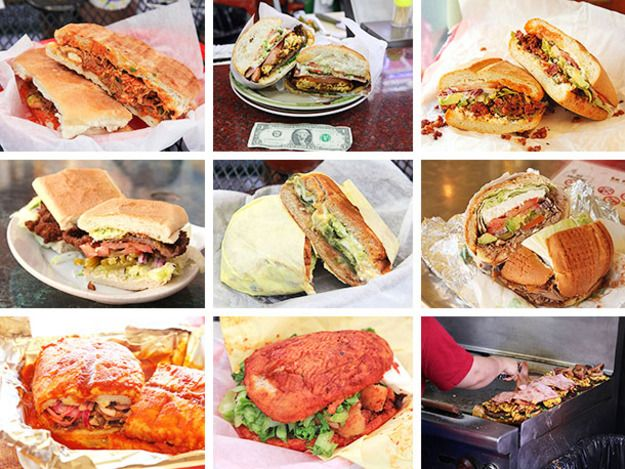 The Best Sandwich in San Francisco's Mission, Part 2: Mexican Sandwiches | Serious Eats