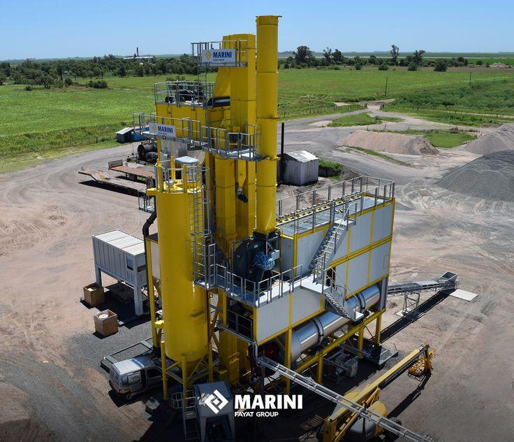 BE TOWER 2000 P (up to 160 t/h) #marini #fayatgroup #asphalt #asphaltplant #road #roadequipment #betower
