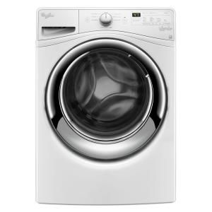 Whirlpool 4.5 cu. ft. High-Efficiency Front Load Washer in White, ENERGY STAR WFW7540FW at The Home Depot - Mobile