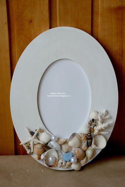 Made with love...: Морской декор и оформленный маяк