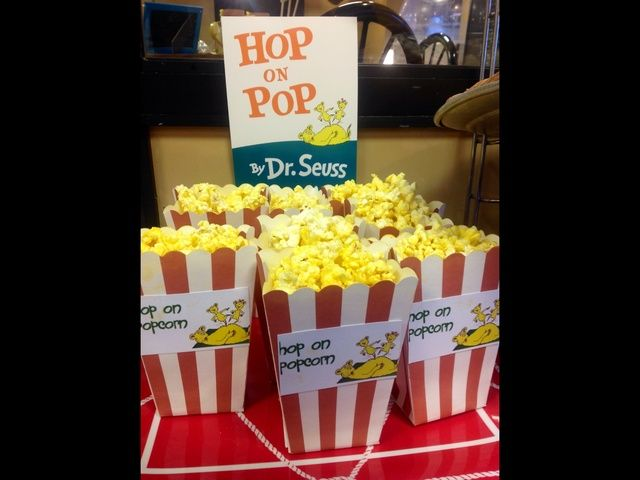 Dr Seuss Birthday Party Ideas | Photo 17 of 22 | Catch My Party