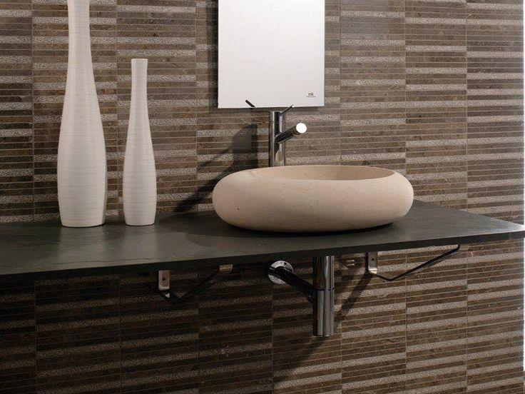 die besten 25 aufsatzwaschbecken naturstein ideen auf. Black Bedroom Furniture Sets. Home Design Ideas
