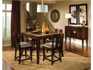 Shop For Standard Furniture Table, Counter Height, 10306, And Other Bar And  Game
