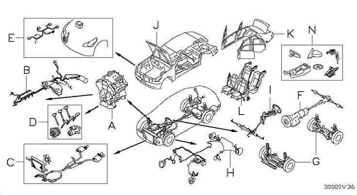 2013 Infiniti G37 Sedan OEM Parts - Napleton Infiniti of Augusta