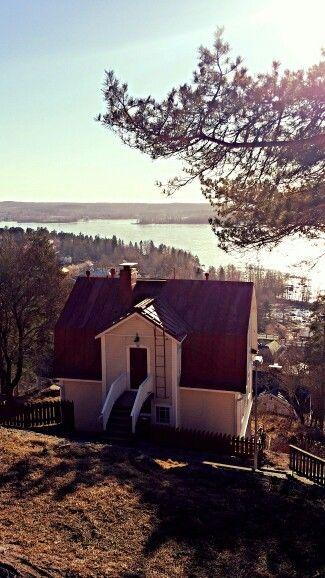 Pispala by @Emma Pirkola #Finland