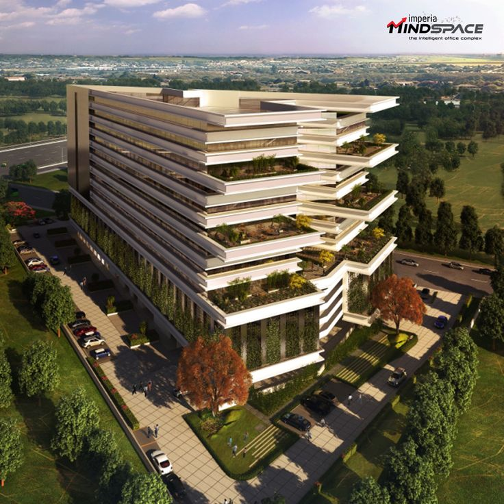 The Intelligent Office Complex by #ImperiaStructures, Located at the Epicenter of Growth #Gurgaon #ImperiaMindSpace http://bit.ly/1QOhXg9
